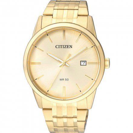 Citizen BI5002-57P Zegarek Męski na bransolecie Citizen Classic