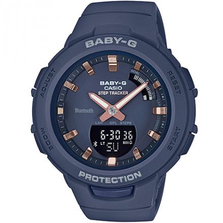 Zegarek Casio BSA-B100-2AER Baby-G BSA B100 2A