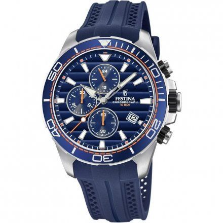 Zegarek Męski Festina F20370/1 The Originals 20370/1