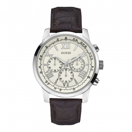 Zegarek Męski Guess W0380G2 Mens Dress Horizon