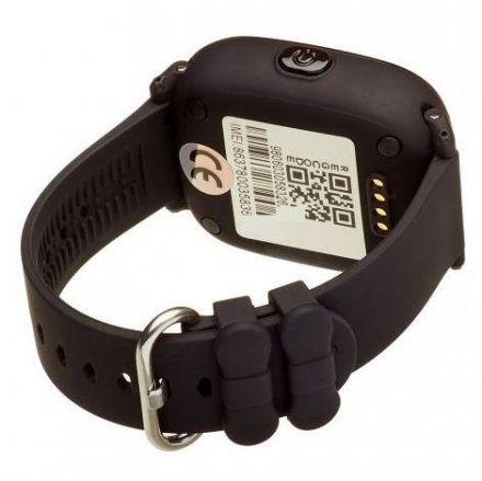 Smartwatch Lokalizator Garett Kids4 Czarny