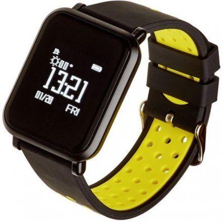 Smartwatch Garett Sport17 Czarno-Żółty