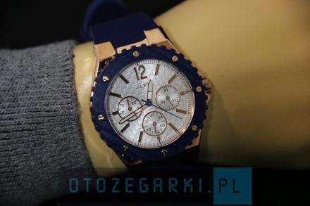 Zegarek Damski Guess W0149L5 Ladies Sport Overdrive