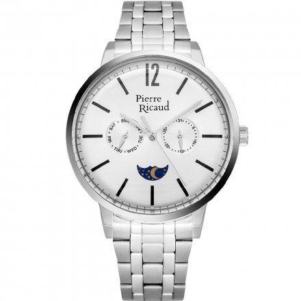 Pierre Ricaud P97246.5153QF Zegarek - Niemiecka Jakość