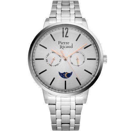 Pierre Ricaud P97246.51R7QF Zegarek - Niemiecka Jakość