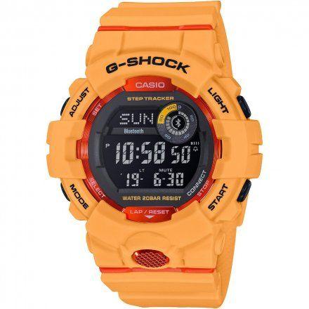 Zegarek Casio GBD-800-4ER G-Shock G-SQUAD GBD 800 4