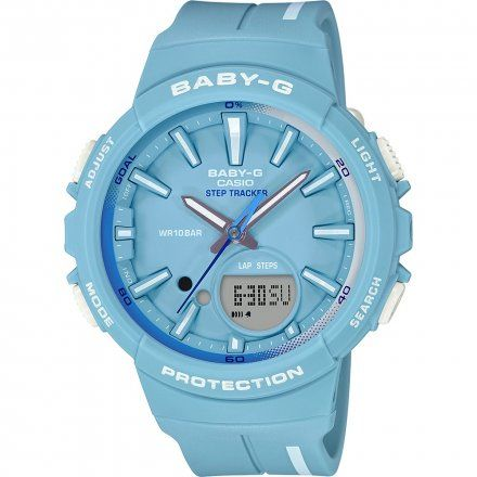 Zegarek Casio BGS-100RT-2AER Baby-G BGS 100RT 2AER