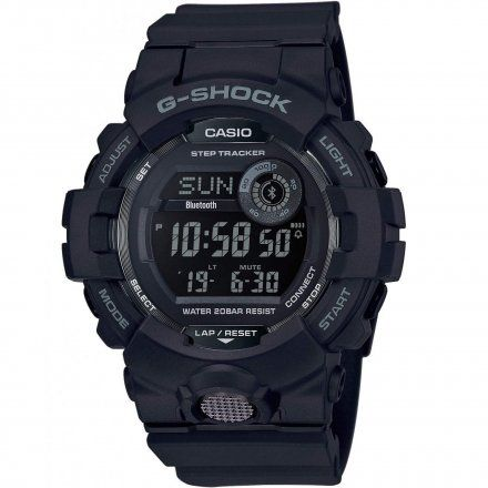 Zegarek Casio GBD-800-1BER G-Shock G-SQUAD GBD 800 1B
