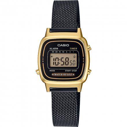 Zegarek Damski Casio LA670WEMB-1EF Casio Retro LA670WEMB 1