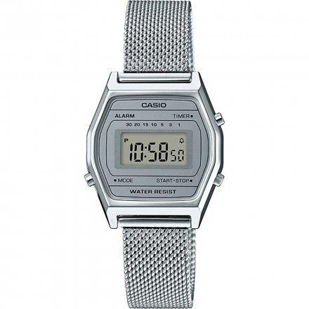Zegarek Damski Casio LA690WEM-7EF Casio Retro LA690WEM 7