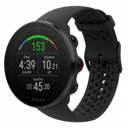 Polar VANTAGE M Czarny M/L zegarek z pulsometrem i GPS