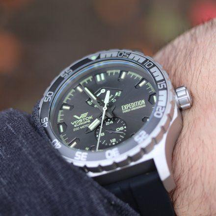 Zegarek Vostok Europe Expedition Everest Underground YN84-597A543