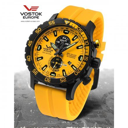 Zegarek Vostok Europe Expedition Everest Underground YM8J-597C548