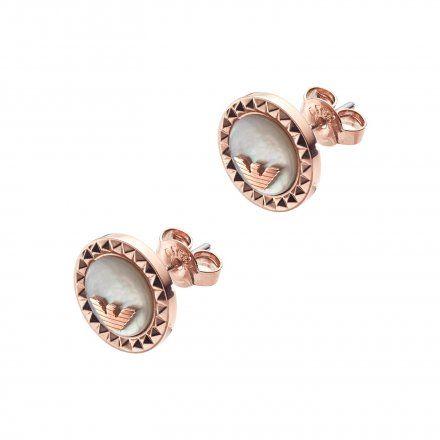 Kolczyki Emporio Armani EGS2563221 Oryginalna Biżuteria EA