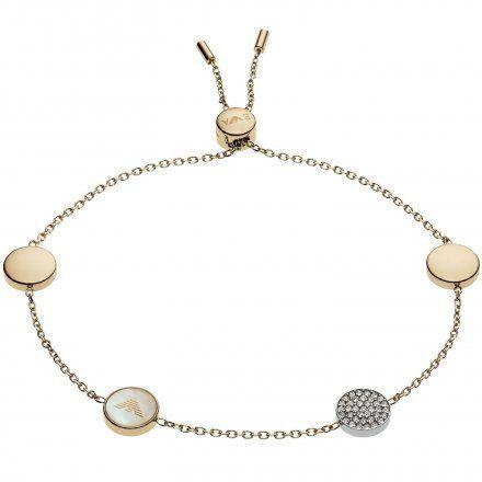 Bransoletka Emporio Armani EGS2348710 Oryginalna Biżuteria EA