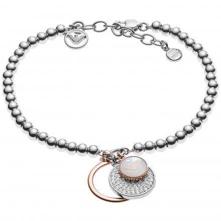 Bransoletka Emporio Armani EGS2362040 Oryginalna Biżuteria EA
