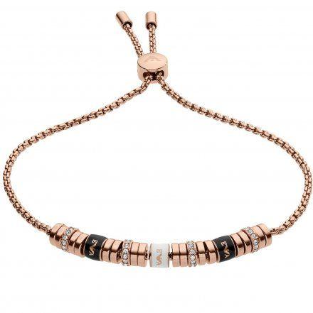 Bransoletka Emporio Armani EGS2418221 Oryginalna Biżuteria EA