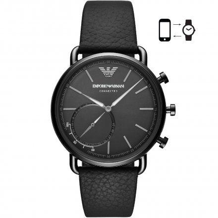 Emporio Armani Connected ART3030 Hybrydowy Zegarek SmARTwatch Ea