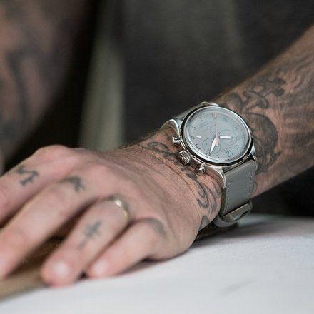 TW2R70700 Zegarek Męski Timex Waterbury Chronograph TW2R70700