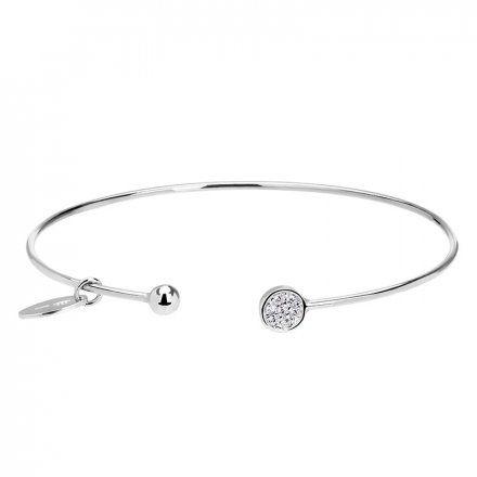 Biżuteria damska INFINITY BGBZ0009 Bransoletka srebrna