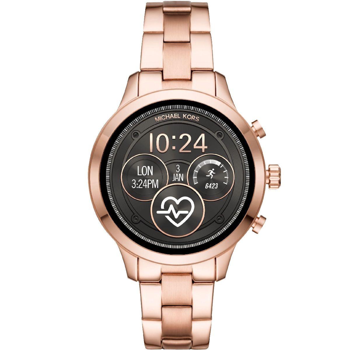Nowość Smartwatch Michael Kors MKT5046 Runway - Zegarek MK Access - 1 699 XK77