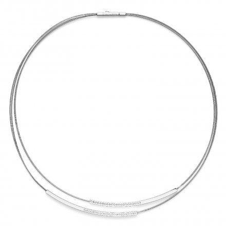 Biżuteria Skagen - SKJ1116040 - Naszyjnik SKJ1116