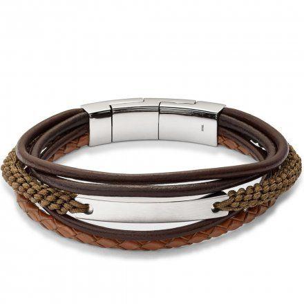 Biżuteria Fossil - Bransoletka JF02703040
