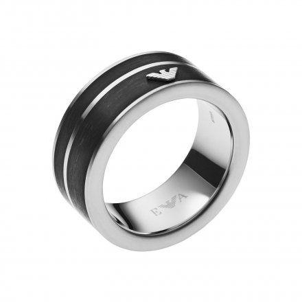 Obrączka Emporio Armani EGS2032040 Oryginalna Biżuteria EA