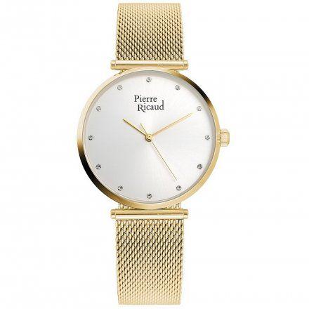 Pierre Ricaud P22035.1143Q Zegarek - Niemiecka Jakość