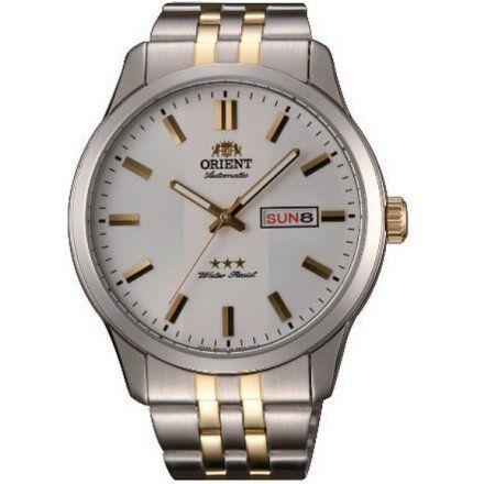 ORIENT RA-AB0012S19B Zegarek Japońskiej Marki Orient AB00003B