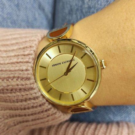 AX5324 Armani Exchange BROOKE zegarek damski AX z paskiem