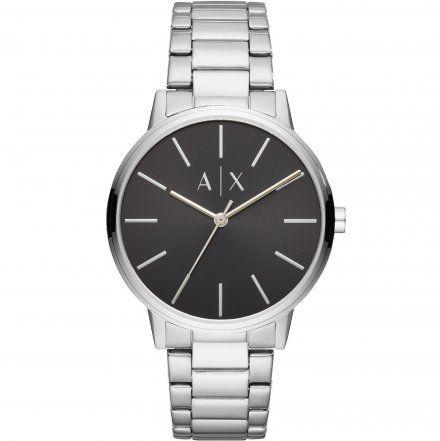AX2700 Armani Exchange Cayde zegarek AX z bransoletą