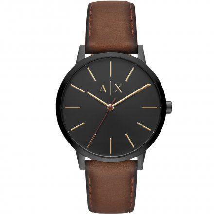 AX2706 Armani Exchange Cayde zegarek AX z Paskiem