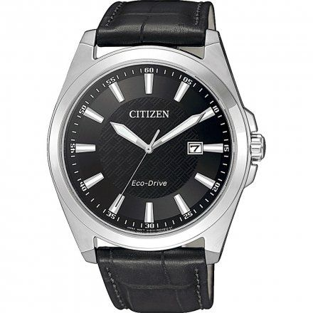 Citizen BM7108-14E Zegarek Męski na pasku Citizen Classic Eco-Drive