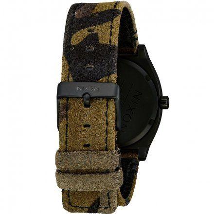 Zegarek Nixon Time Teller BLACK/CAMO/VOLT Nixon A0453054