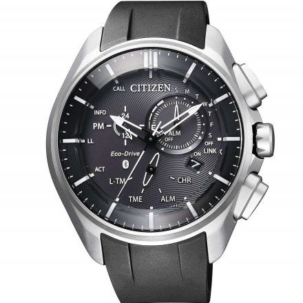 Citizen BZ1040-09E Zegarek Męski na pasku Citizen Bluetooth