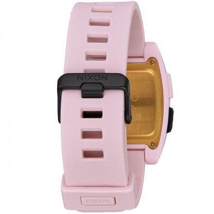 Zegarek Nixon BASE TIDE SOFT PINK/GOLD/LH - Nixon A11042773