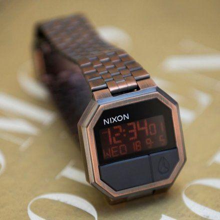 Zegarek Nixon Re-Run ANTIQUE COOPER - Nixon A1581894