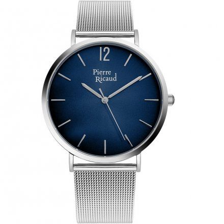 Pierre Ricaud P91078.5155Q Zegarek - Niemiecka Jakość