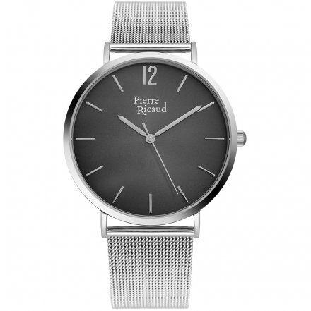 Pierre Ricaud P91078.5157Q Zegarek - Niemiecka Jakość