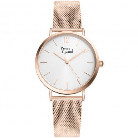 PIERRE RICAUD P51078.91R3Q Zegarek - Niemiecka Jakość
