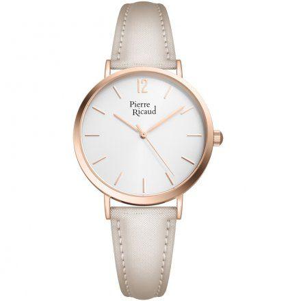 Pierre Ricaud P51078.9VR3Q Zegarek - Niemiecka Jakość