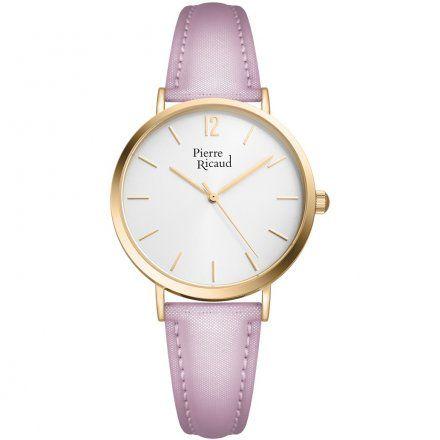 Pierre Ricaud P51078.1653Q Zegarek - Niemiecka Jakość