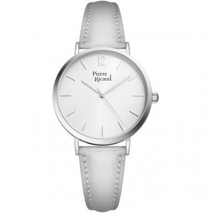 Pierre Ricaud P51078.5S53Q Zegarek - Niemiecka Jakość