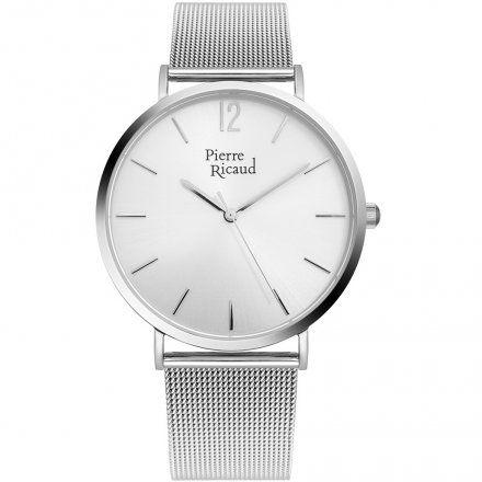Pierre Ricaud P91078.5153Q Zegarek - Niemiecka Jakość