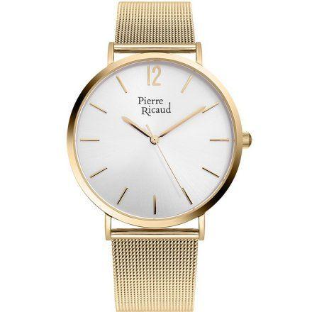 Pierre Ricaud P91078.1153Q Zegarek - Niemiecka Jakość