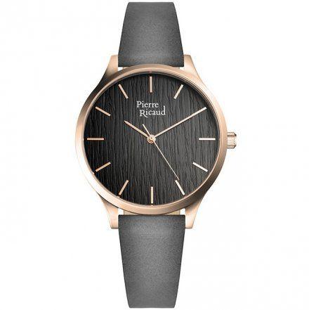 PIERRE RICAUD P22081.9214Q Zegarek - Niemiecka Jakość