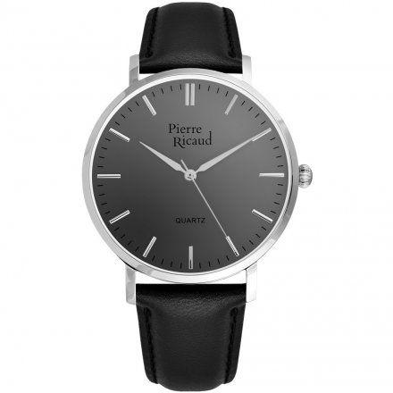 Pierre Ricaud P91074.5217Q Zegarek - Niemiecka Jakość