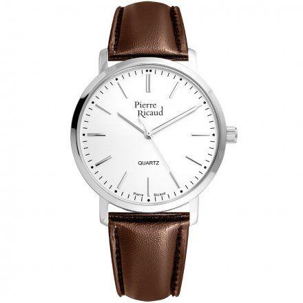 Pierre Ricaud P97228.5B13Q Zegarek - Niemiecka Jakość