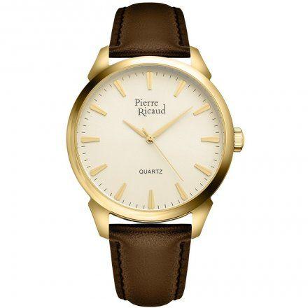 Pierre Ricaud P97228.1211Q Zegarek - Niemiecka Jakość